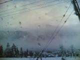 直江津出張 新潟はもう雪が